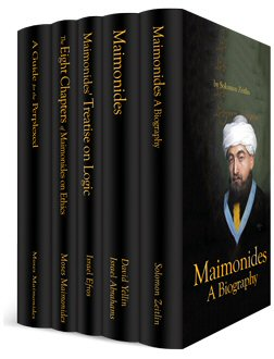 Select Works of Moses Maimonides (5 vols.)