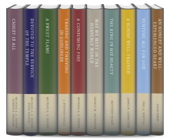 Profiles in Reformed Spirituality Series (10 vols.)