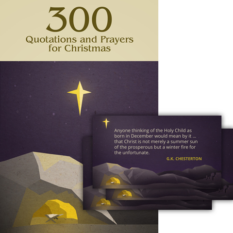 300 Christmas Quotations and Prayers