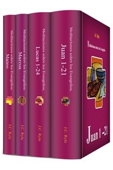 Meditaciones sobre los evangelios (4 vols.)