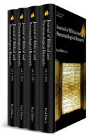 Journal of Biblical and Pneumatological Research (2009–2012) (4 vols.)