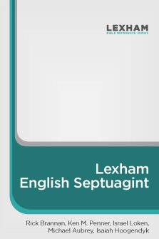 The Lexham English Septuagint (LES)