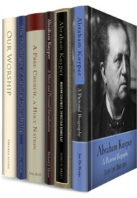 Abraham Kuyper Studies Collection (6 vols.)