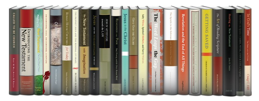 Eerdmans New Testament Studies Collection (23 vols.)