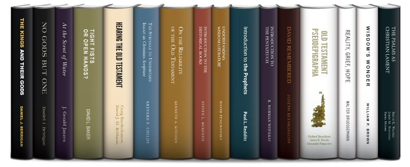 Eerdmans Old Testament Studies Collection (16 vols.)