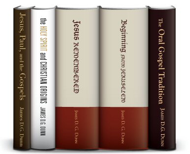 James D. G. Dunn Collection (5 vols.)