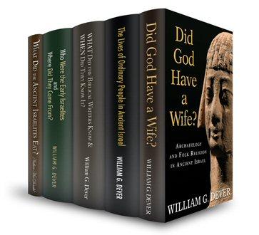 Eerdmans Israelite Studies Collection (5 vols.)