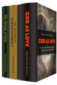 Eerdmans Orthodox Studies Collection (3 vols.)
