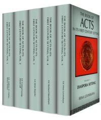 The Book of Acts in Its First Century Setting (5 vols.)