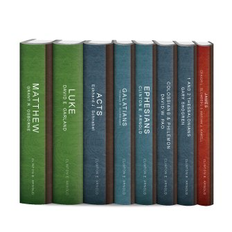 Zondervan Exegetical Commentary on the New Testament (8 vols.)