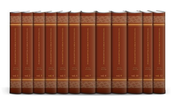 The Theological Works of William Beveridge (12 vols.)