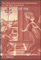 The New International Commentary on the New Testament: The Book of the Acts