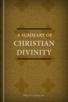 A Summary of Christian Divinity