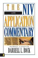NIV Application Commentary: Luke