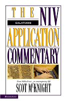 NIV Application Commentary: Galatians