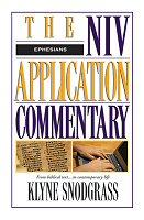 NIV Application Commentary: Ephesians