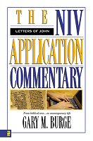 NIV Application Commentary: The Letters of John