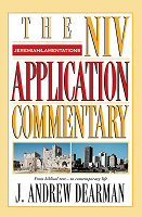 The NIV Application Commentary: Jeremiah, Lamentations