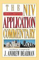 NIV Application Commentary: Jeremiah, Lamentations