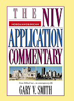 NIV Application Commentary: Hosea, Amos, Micah