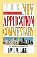 The NIV Application Commentary: Joel, Obadiah, Malachi