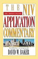 NIV Application Commentary: Joel, Obadiah, Malachi