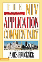 NIV Application Commentary: Jonah, Nahum, Habbakkuk, Zephaniah