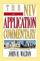 NIV Application Commentary: Job
