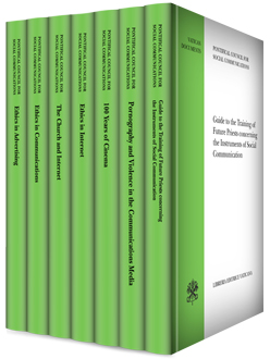 Pontifical Council for Social Communications Collection (7 vols.)