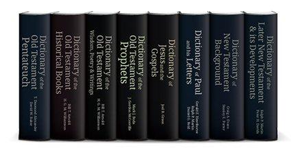 The IVP Bible Dictionary Series (8 vols.)