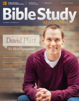Bible Study Magazine—November–December 2013 Issue