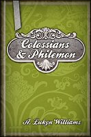 Cambridge Greek Testament for Schools and Colleges: Colossians and Philemon