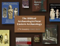 Biblical Archaeologist / Near Eastern Archaeology (1992–2011) (20 vols.) (74 issues)