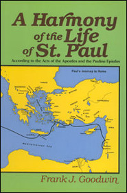 A Harmony of the Life of St. Paul