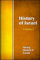 The History of Israel, vol. 1: Introduction and Preliminary History
