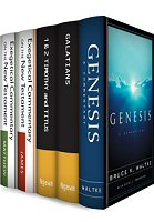 Zondervan Commentaries Collection (5 vols.)