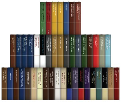 Zondervan Bible Reference Bundle 2 (44 vols.)