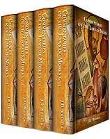 Commentaries on the Laws of Moses (4 vols.)