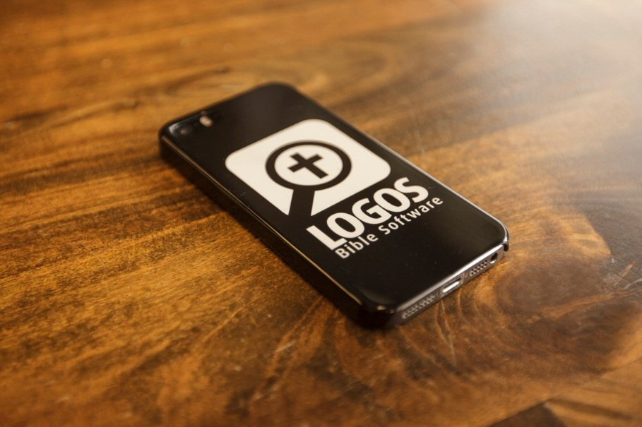 Logos iPhone 5 Cover