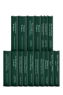 Select Gifford Lectures Delivered at Glasgow (17 vols.)