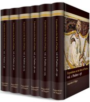 Augustine's Expositions on the Book of Psalms (6 vols.)
