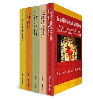 Pulpit Outline Series (5 vols.)