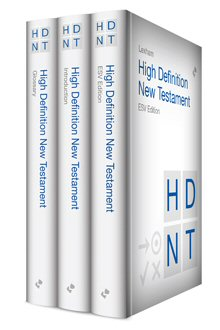 Lexham High Definition New Testament: ESV Edition (3 vols.)