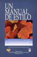 Un manual de estilo (Guía de estudio)