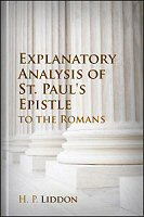 Explanatory Analysis of St. Paul's Epistle to the Romans