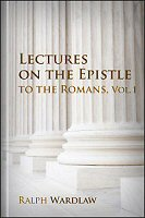 Lectures on the Epistle to the Romans, vol. 1