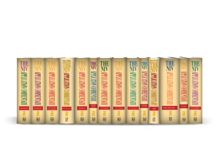 NIV Application Commentary: Old Testament (NIVAC) (14 vols.)