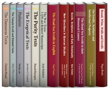 Studies in the Dead Sea Scrolls (12 vols.)