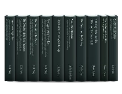 Oxford Movement Historical Theology Collection (10 vols.)