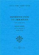 Introduction to Akkadian